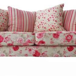 In Domo Furniture - Emily Floral Sofa