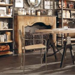 Andreotti Furniture - Vintage Dinning Table