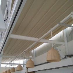 Avgoustis Awnings Pergo System On Existing Construction