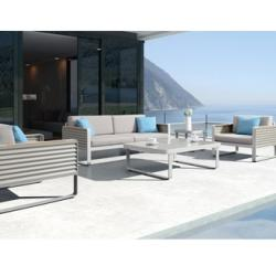 Seccom Furniture - Outdoor Furniture Higold Lounge Set